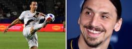 Uppgifter: Zlatan blir  bäst betald någonsin