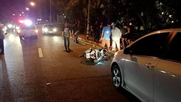 Svensk kvinna död i olycka i Thailand