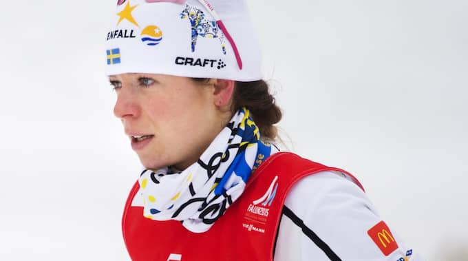 Maria Rydqvist. Foto: Joel Marklund / BILDBYRÅN