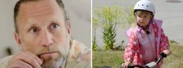 Peter Jihdes känslostorm över 4-åriga Emmas dödliga sjukdom