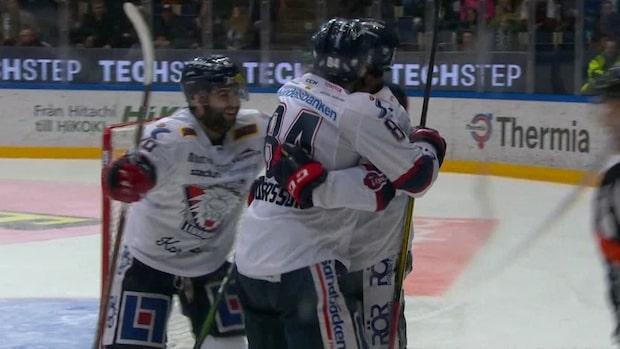 Highlights: Linköping besegrade Färjestad
