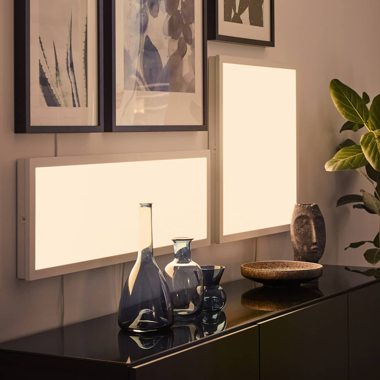 Ikeas nya lampor u2013 styrs med rösten Leva& bo