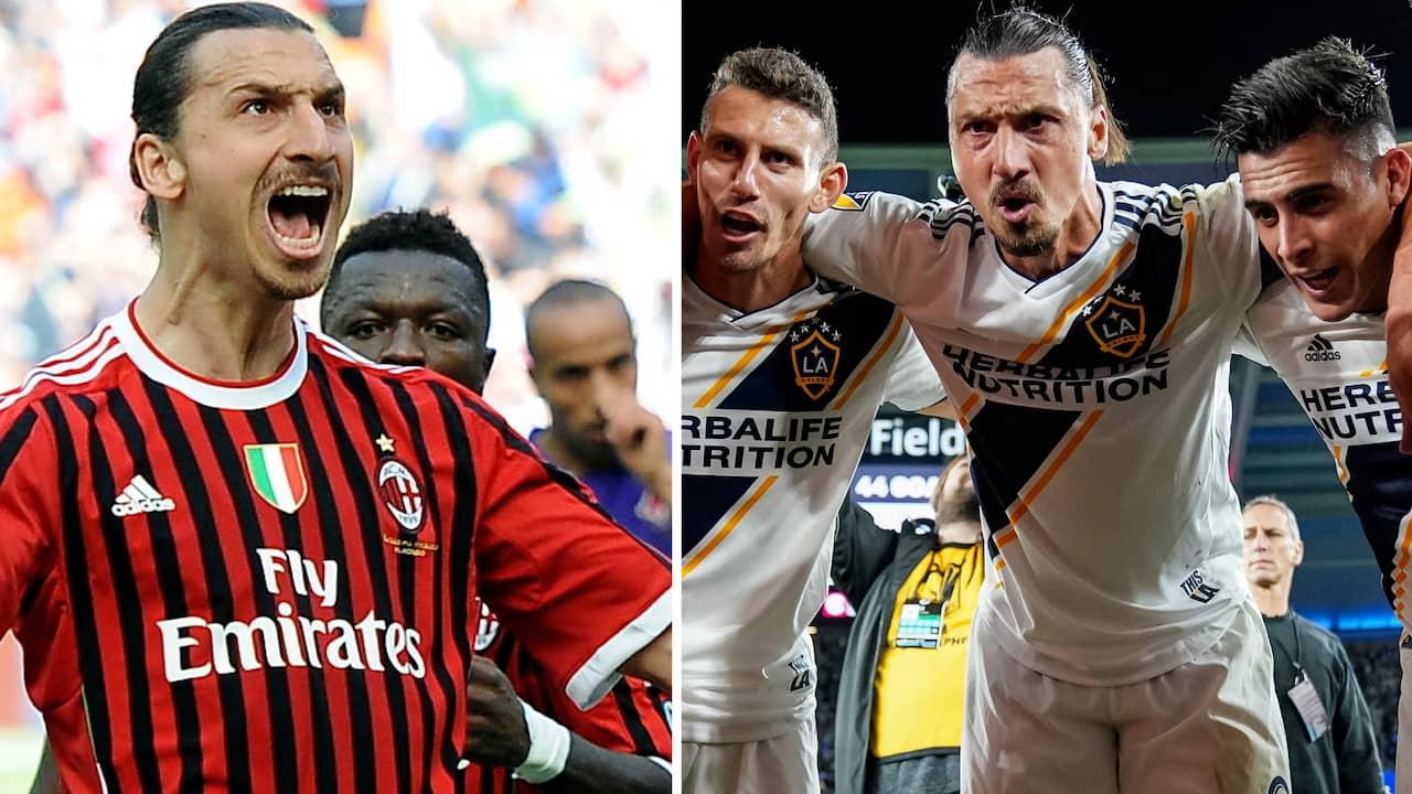 Här är klubbarna som vill ha Zlatan