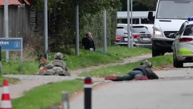 """Polisen: """"Madsen hade troligen inget explosivt på sig"""""""