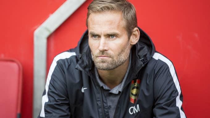 Olof Mellberg gör succé med Brommapojkarna. Foto: MATHILDA AHLBERG / BILDBYRÅN