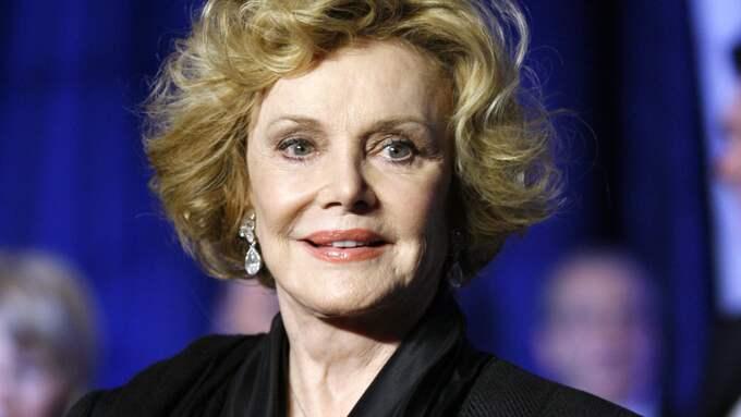 Barbara Sinatra blev 90 år. Foto: JOSE LUIS MAGANA / AP TT NYHETSBYRÅN