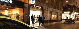 Person skadad med stickvapen efter bråk