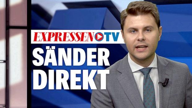 Senaste nyheterna med Expressen TV