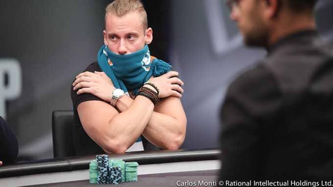 Sebastian Sörensson, 27, vann Pokerstars stora livepokertävling i Barcelona. Foto: Carlos Monti/Pokerstars