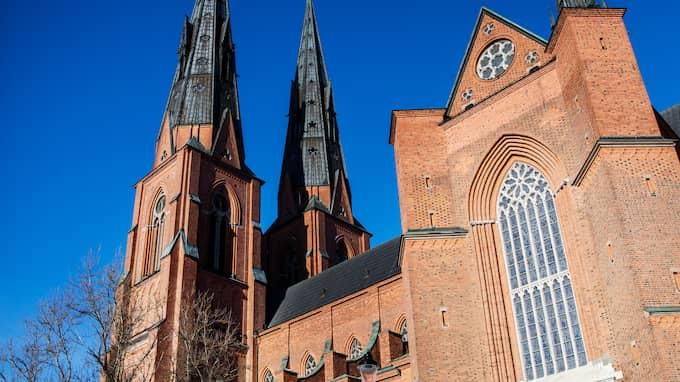 Uppsala domkyrka. Arkivbild. Foto: LISA MATTISSON