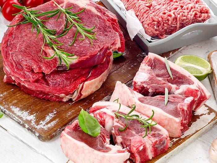 hur länge håller köttfärs i frysen