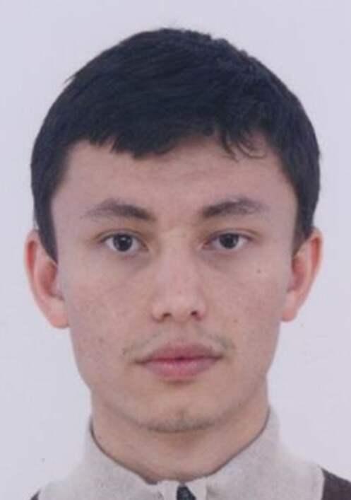 Zuhriddin Rashidov, 23, jagas för inblandning i terrordådet i Åbo.