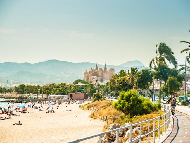 Häng med på träningsresa till Mallorca.