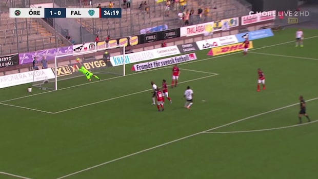 Wright utökar till 2-0 mot Falkenberg