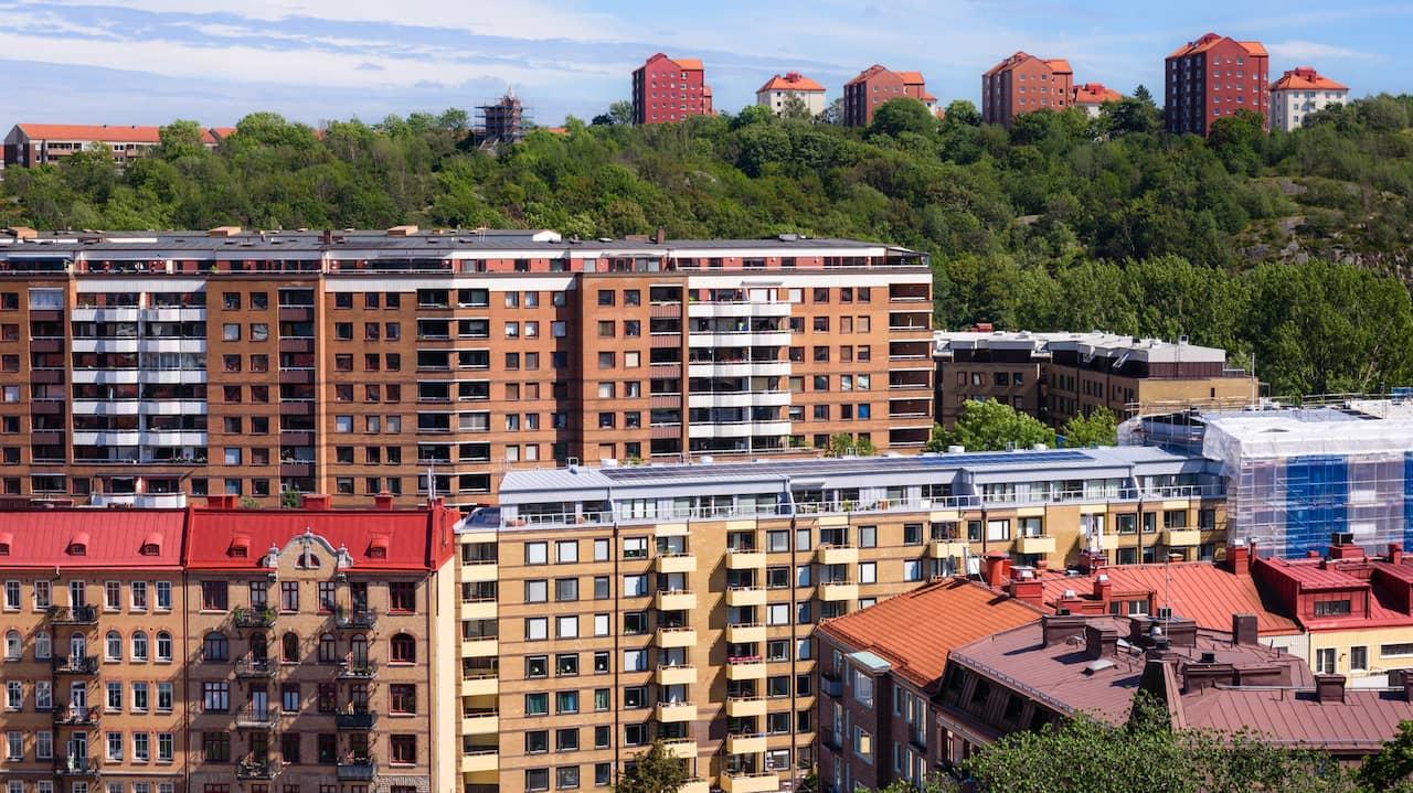 Färre hemlösa i Göteborg – minskat med en fjärdedel