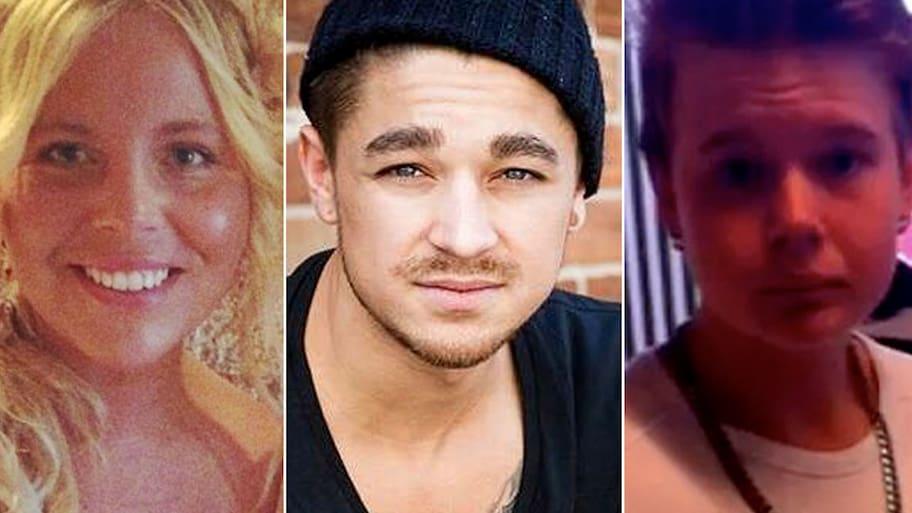 En dag i april i fjol hittades Robin Nilsson, 25,