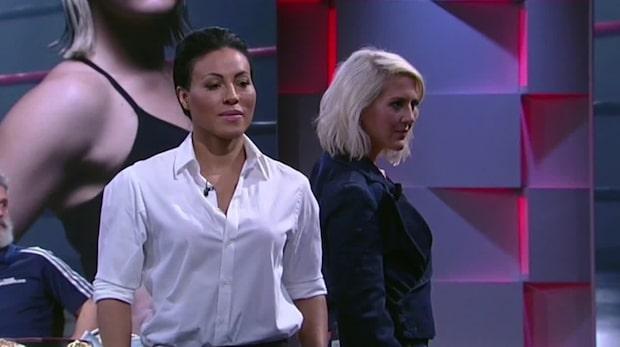 """Klara Svensson: """"Jag är här för att vinna"""""""