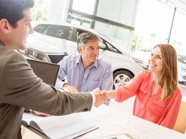 Det är viktigt att veta vad man vill ha ut från en bil innan man köper den.