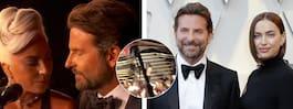 Flickvännens reaktion efter Lady Gaga  och Bradley Coopers uppträdande