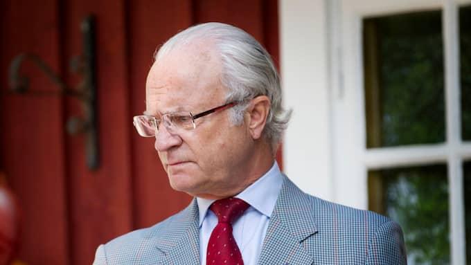 Anders Lettström är god vän med kung Carl Gustaf. Foto: OLLE SPORRONG