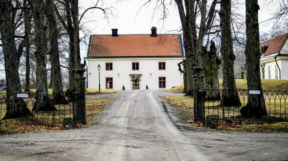 Familjen Lewenhaupt ägde Gäddeholms herrgård i över 150 år. Men 1997 såldes herrgården. Foto: Alex Ljungdahl/Expressen