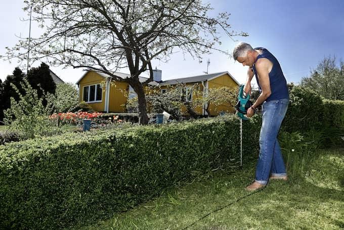 Vart femte lån går åt att renovera hemma. Med eller utan Ernst händiga tips. Foto: FOTO: FILIPS CEDERHOLM/TV4 / TV4