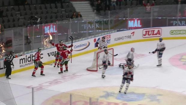 Höjdpunkter: Frölunda-Linköping
