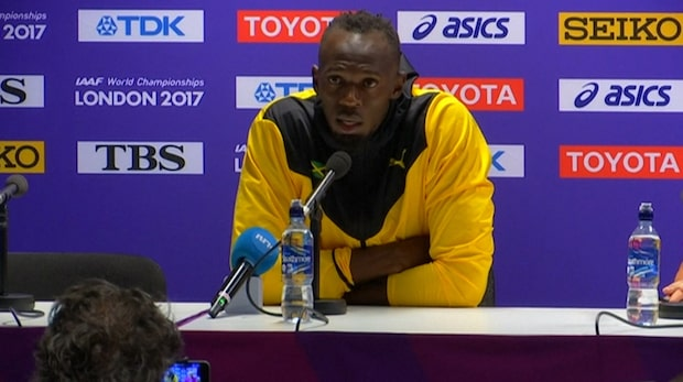 """Bolt: """"Jag säger adjö"""""""