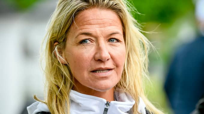 Kristin Kaspersen. Foto: ALEX LJUNGDAHL / ALEX LJUNGDAHL EXPRESSEN