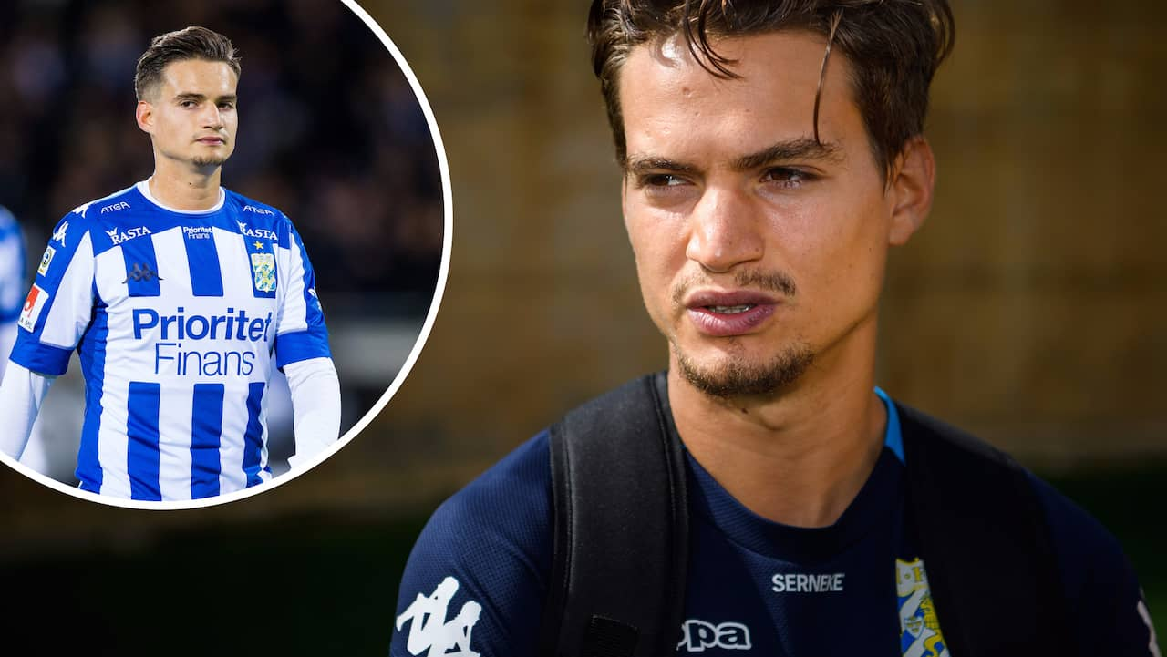 IFK Göteborg bryter med floppspelaren – kontraktet avslutas