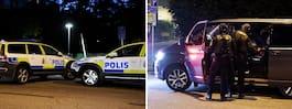 Stor polisinsats i Malmö efter larm om bråk