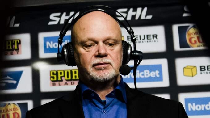 Roger Melin. Foto: FREDRIK KARLSSON / BILDBYRÅN