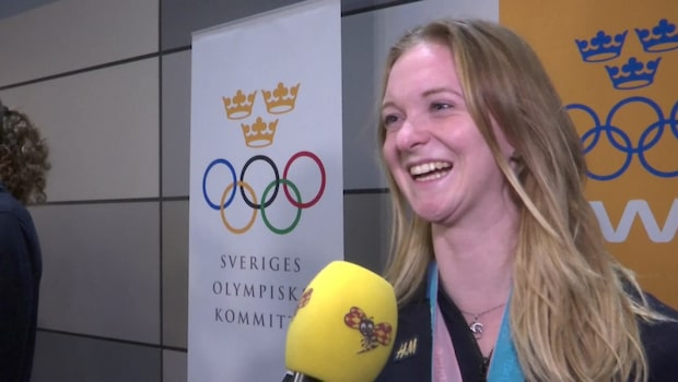 Efter Pyeongchang: Mona Brorsson längtar efter svensk mat