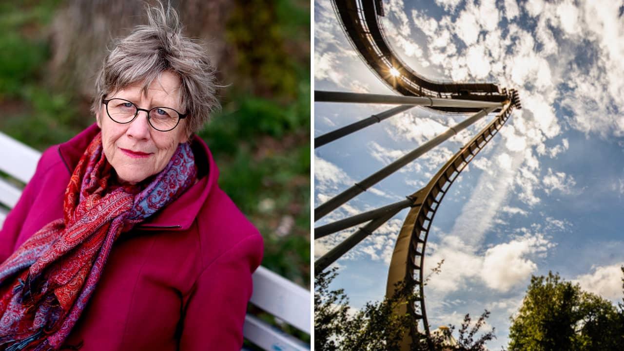 Agnes Wold om risken för smitta på Liseberg