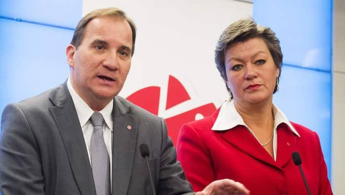 Stefan Löven och Ylva Johansson blundar för det nya untanförskapet, skriver Elisabeth Svantesson och Rasmus Törnblom. Foto: Suvad Mrkonjic