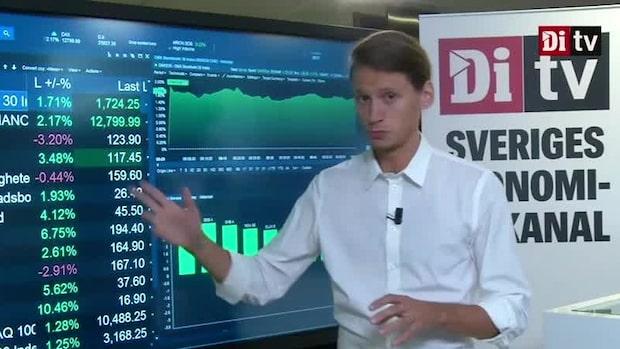 Marknadskoll: Tele2 faller på vd-besked