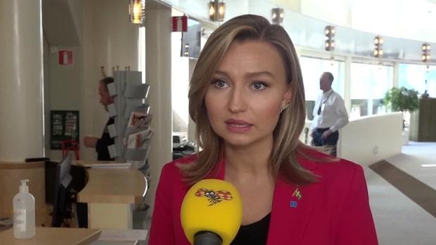 """Ebba Busch: """"Det är vi skyldiga svenska folket"""""""