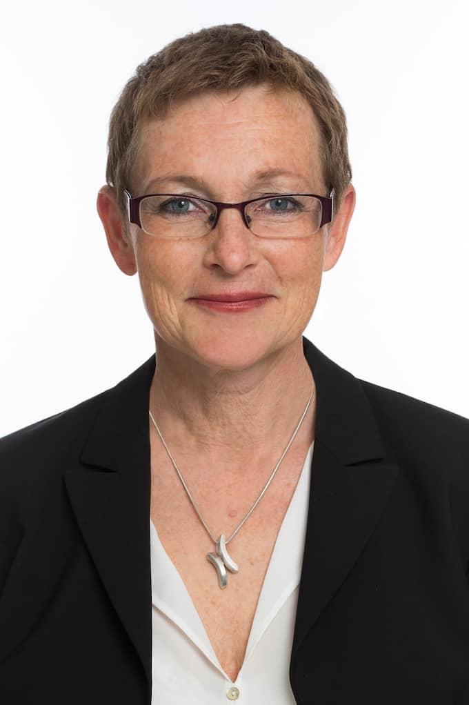 """Sparkad. Generaldirektör Maria Ågren sparkades från Transportstyrelsen och fick ett strafföreläggande för """"vårdslöshet med hemlig uppgift""""."""