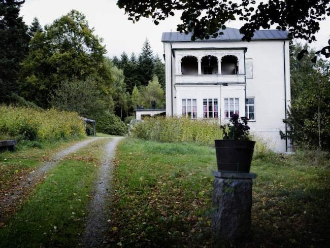Svenska mystiskt borta i sri lanka