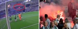 Beskedet: Stängs av från fotboll – i två år