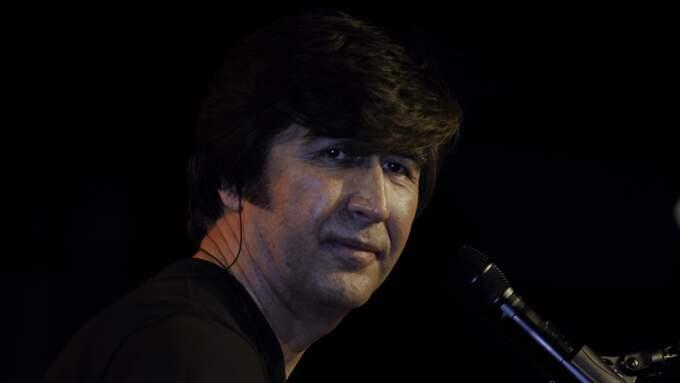 Artisten Dawood Sarkhosh är en förebild för många afghaner. Foto: Privat