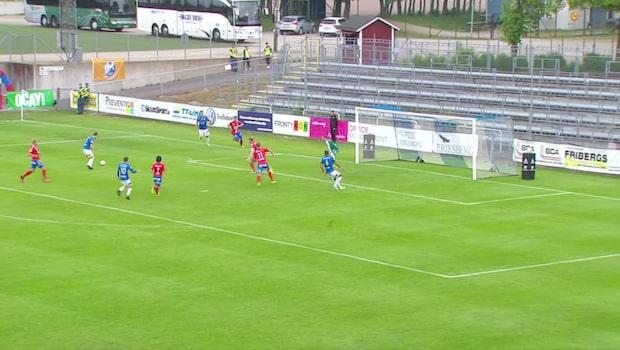 Highlights: Trelleborg-Öster