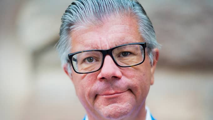 Hans Wallmark (M), riksdagsledamot från Ängelholm och försvarspolitisk talesperson. Foto: FREDRIK WENNERLUND