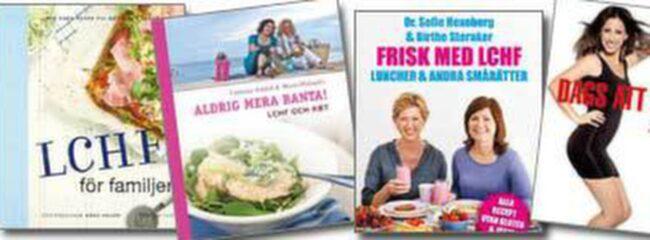 Mängder av böcker som förespråkar LCHF-dieten har kommit ut den senaste tiden. Ni varnar en hjärtläkare för det stora fettintaget som är på samma nivå som på 80-talet.