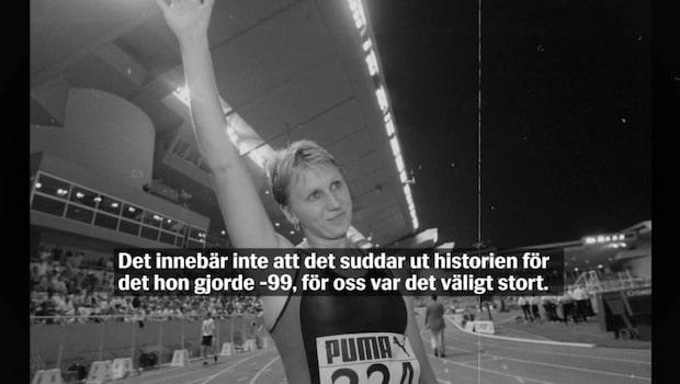 """Stefan Olsson: """"Suddar inte ut vad Ludmila gjorde -99"""""""