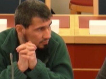 Sammanfattning: Rättegången mot Rakhmat Akilov