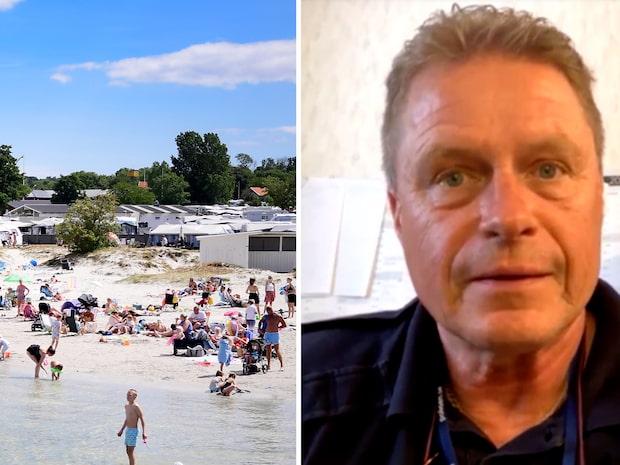 Så här är trängseln på Öland – polisen berättar