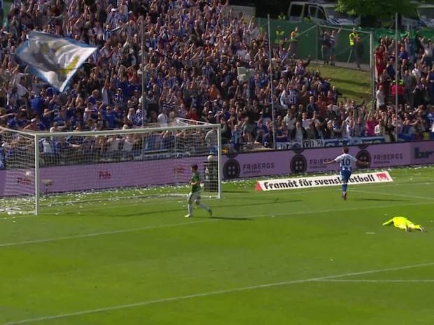 Highlights: J-Södra - IFK Göteborg