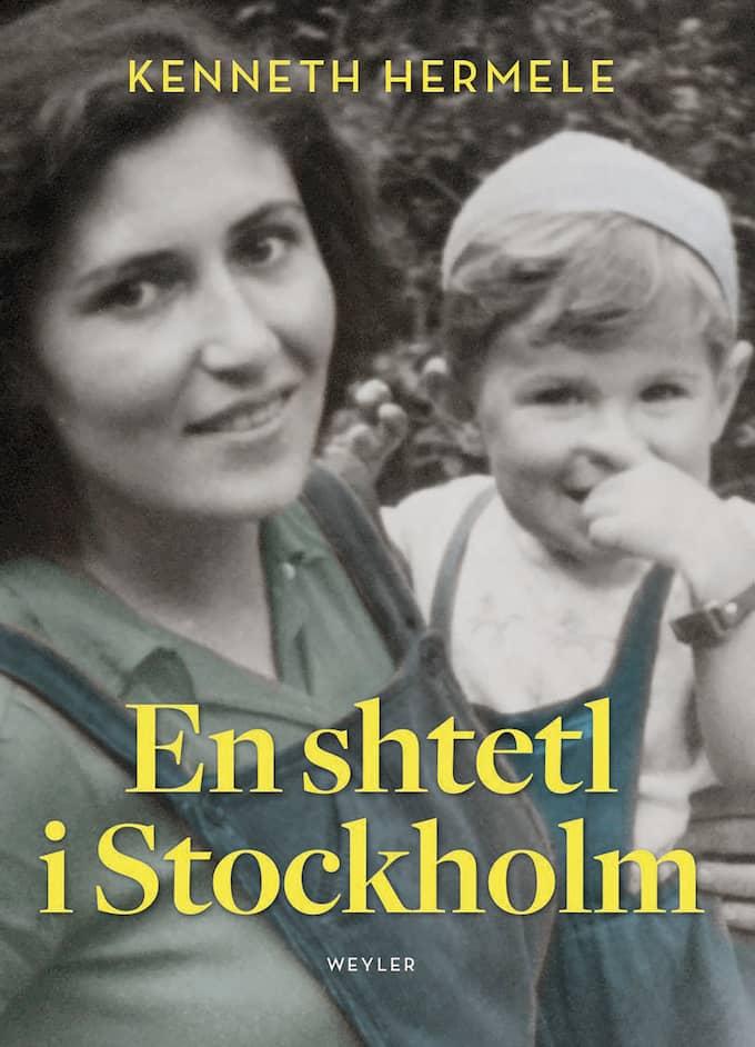 """""""En shtetl i Stockholm""""."""