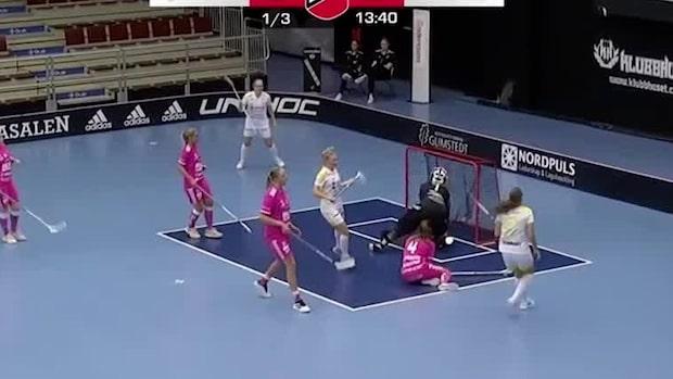 SSL: Oona Kauppi bakom nykomlingens drömstart